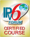 Certified Network Engineer For IPv6 (CNE6) Gold