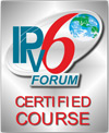 Certified Network Engineer For IPv6 (CNE6) Silver