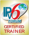 IPv6 Forum Certified Trainer (Gold)