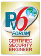 Certified IPv6 Security Engineer (Gold)